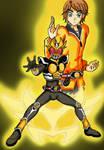 Kamen Rider Agito.
