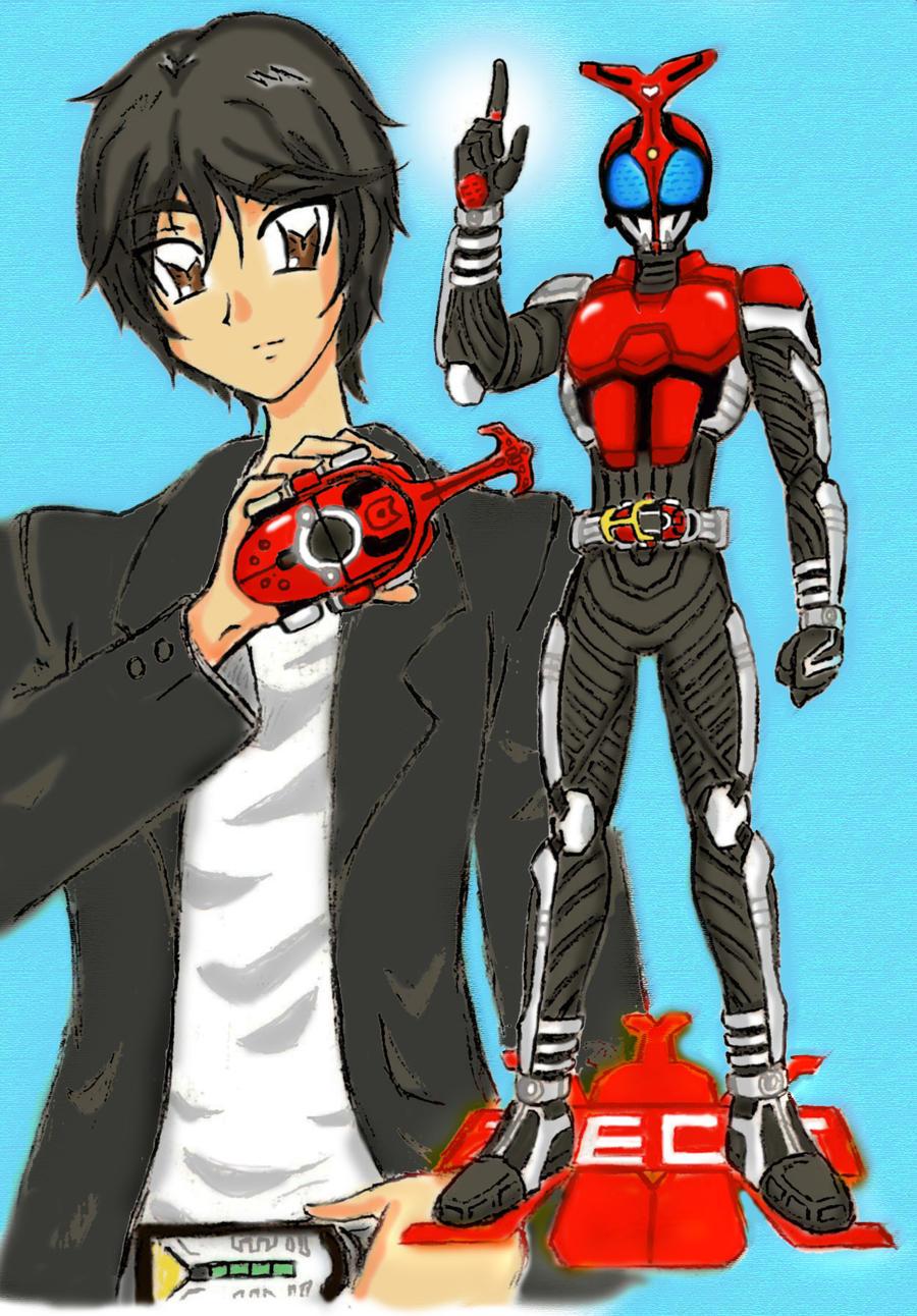 Kamen Rider Kabuto. by GrandZebulon on DeviantArt