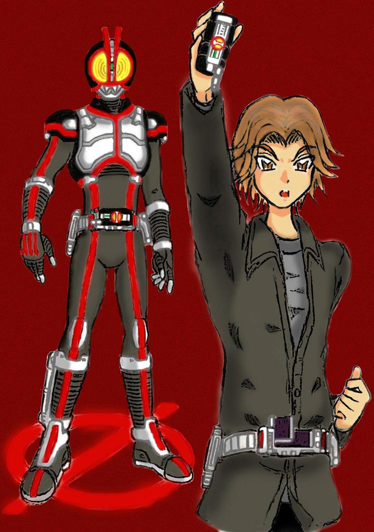 Kamen Rider Legacy: Savior of Worlds, a roleplay on RPG