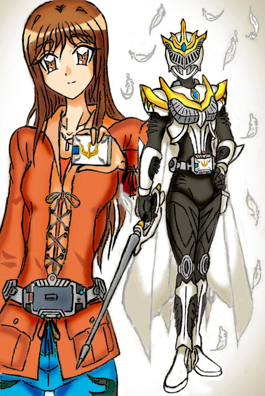Kamen rider femme by grandzebulon on deviantart - Femme chat manga ...