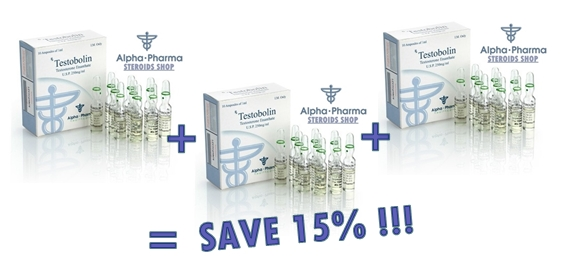 Buy Testobolin Alpha Pharma for special price! by
