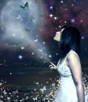 Celestial Butterflies