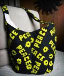 Green Peace Hobo Bag .2.