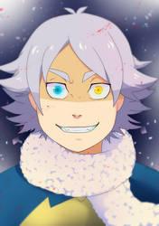Snowstorm - Conflict by Shiranukii