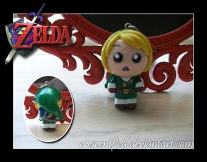 Zelda: Link Charm
