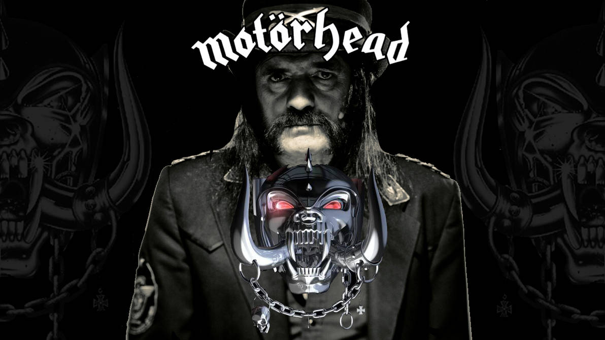 Motorhead Wallpaper by JachoVH on