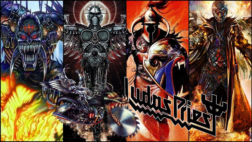 Judas Priest Wallpaper by JachoVH on DeviantArt