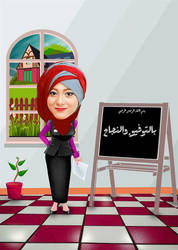 Irta Qasima Ngajar
