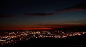 Wildwood Mountain Sunset