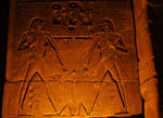 Temple of Luxor Hieroglyphics