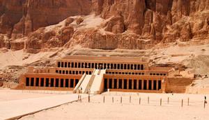 Djeser-Djeseru of Hatshepsut