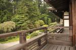 Monks' Balcony View