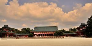 The Heian Shinto Shrine