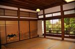 Monk's Home in Nikko