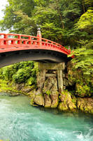 Shinkyo Sacred Bridge Arch by AndySerrano