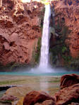 Moonie Falls