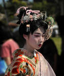 Cherry Blossom Dancer