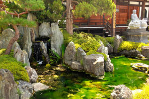 Shrine in Matsumoto by AndySerrano