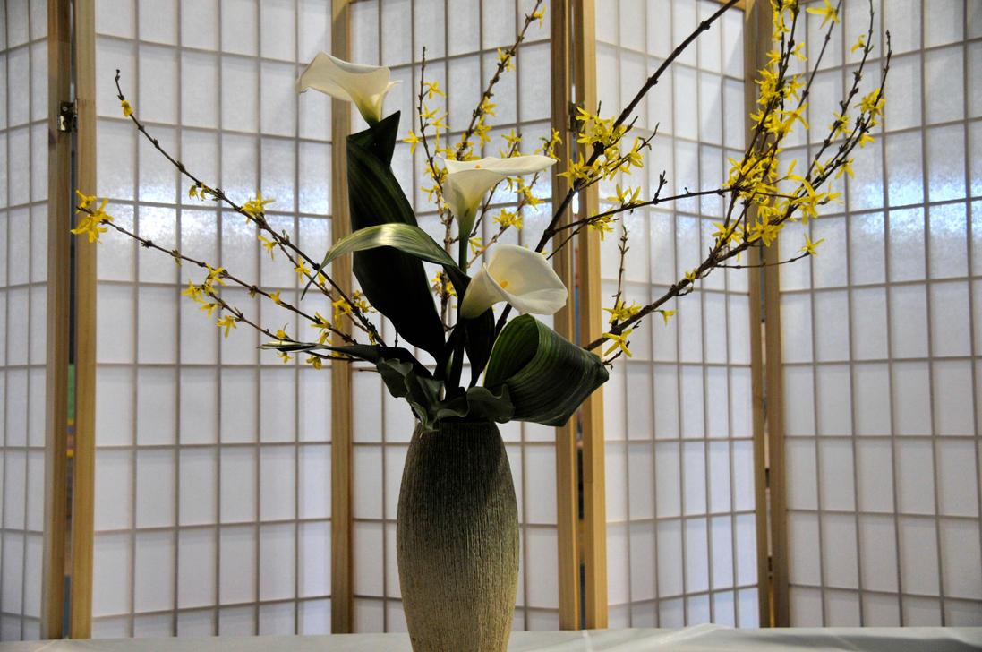 Japanese Floral Art Arrangment Instructional DVD | Ikebana