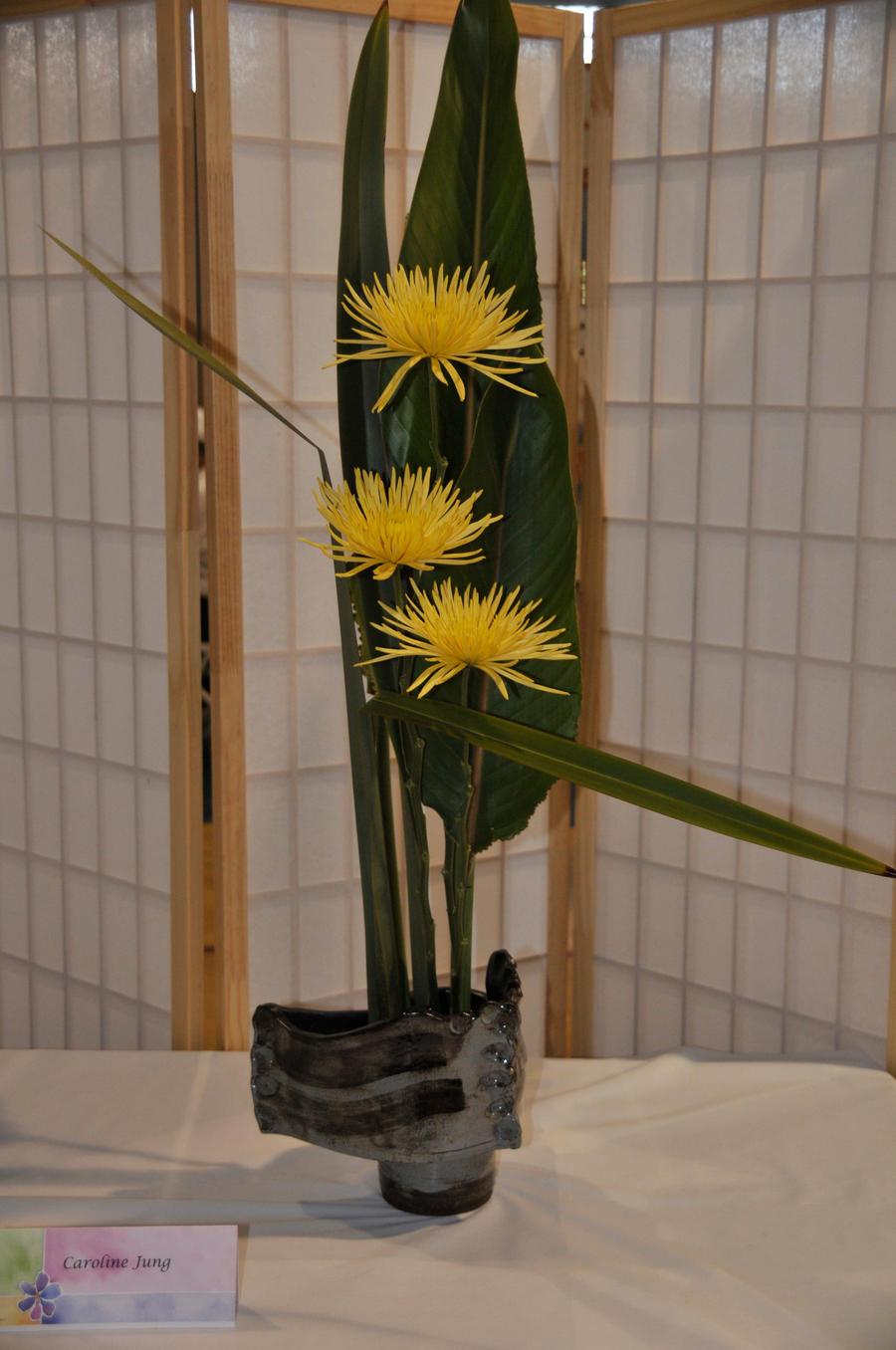 Carol Jung Flower Arrangement