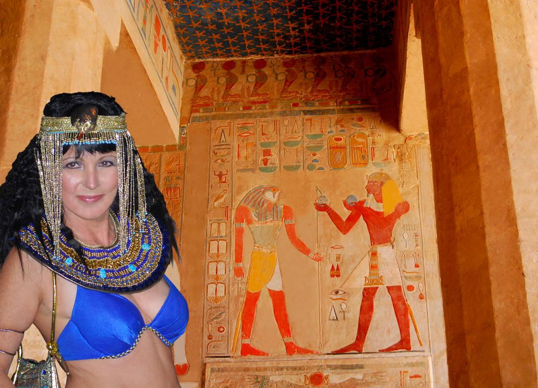 Hatshepsut and Hieroglyphics