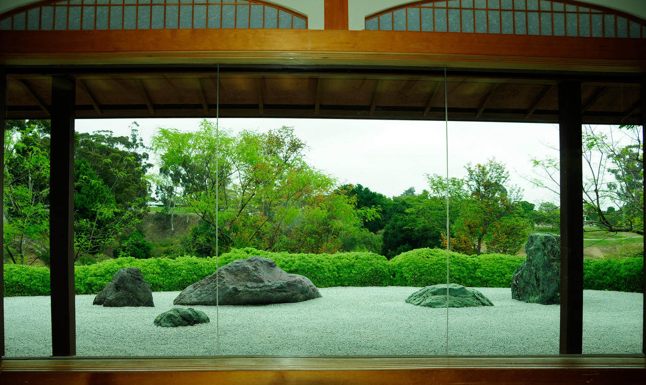 Japanese Window Garden By AndySerrano Japanese Window Garden By AndySerrano