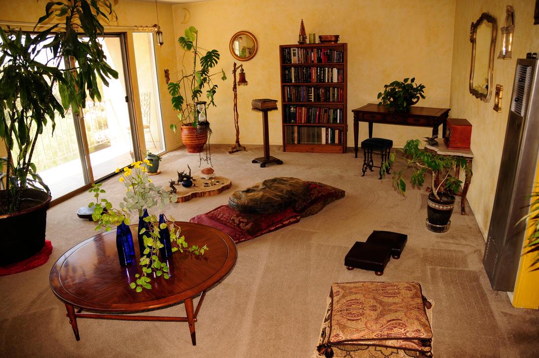 Zen home decorating by andyserrano on deviantart - Zen office decorating ideas ...