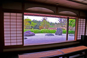 Japanese Window Garden 2 by AndySerrano