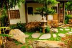Teahouse Courtyard
