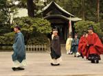 Shinto Procession in Kamakura
