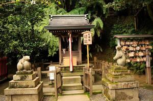 Otoyo Yashiro Mouse Shrine by AndySerrano