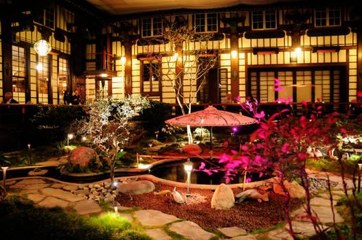 Yamashiro Courtyard