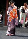 Murasaki No Kimono