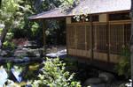 Teahouse and Bridge