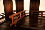Inside Matsuomoto's Castle by AndySerrano