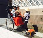 Kyoto Rickshaw in Samurai District