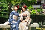 Two Women Sharing