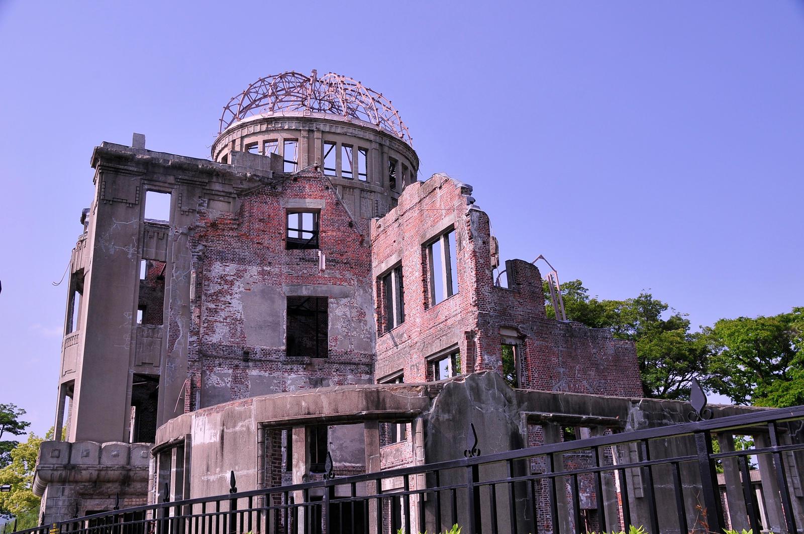 Hiroshima Ground Zero by AndySerrano on DeviantArt