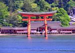 Itsukushima Torii and Shrine