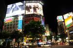 Shibuya at Night 6