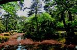 Kenrokuen Japanese Garden 05