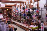 Itsukushima Fan and Geta Shop