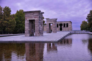 Egyptian Debod Temple