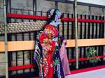 Maiko Attending Wedding