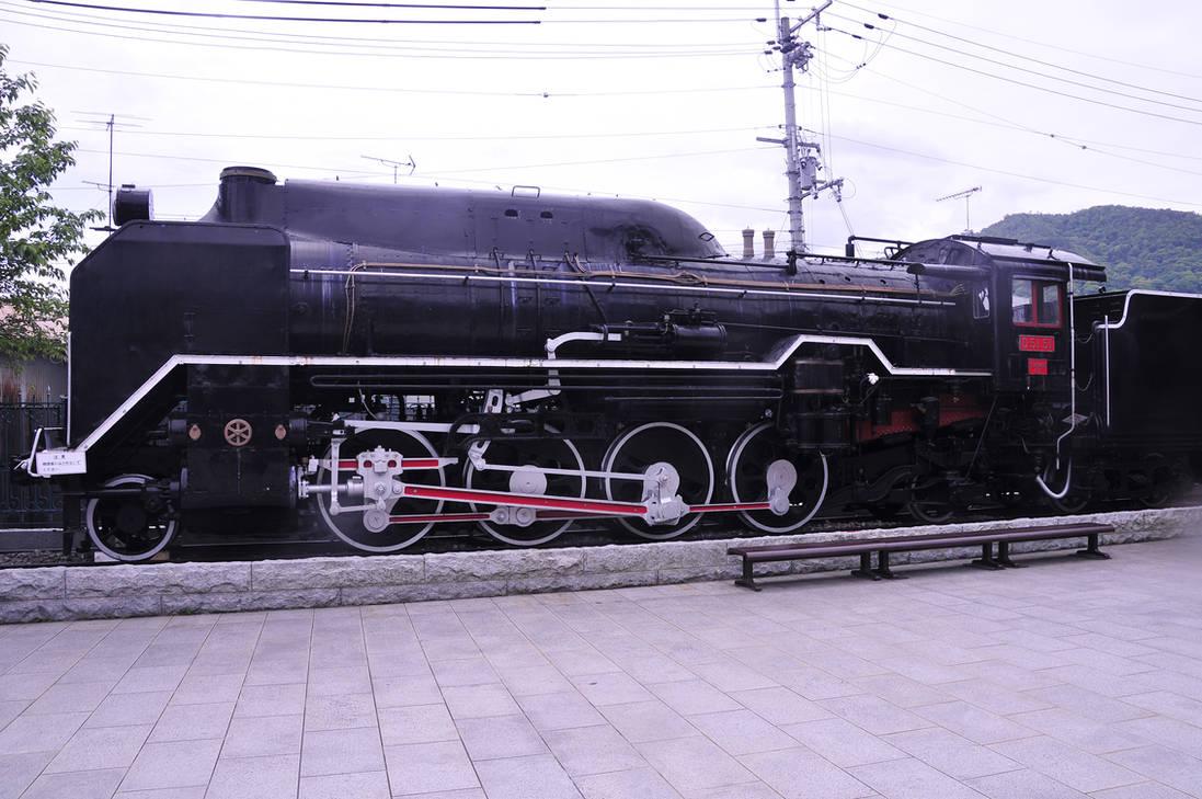 JNR Class D51 Steam Locomotive