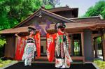 Teahouse Dancers