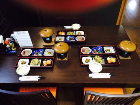Hakone Bento Box Meal