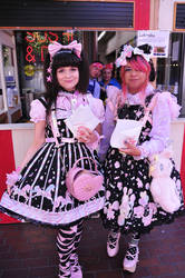 Lolita Harajuku Friends
