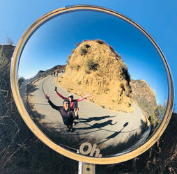 Mountain in the Mirror