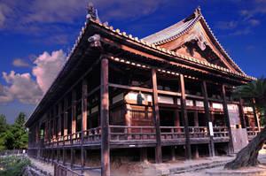 A Shrine in Hiroshima